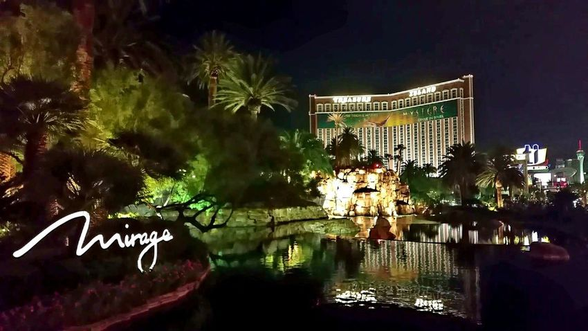 Super Shot Of Mirage Volcano Show Mirage Volcano Mirage Hotel Vegas Nights Tree Water Soccer Sky Firework - Man Made Object Soccer Field Tree Topper Entertainment Exploding Firework Display