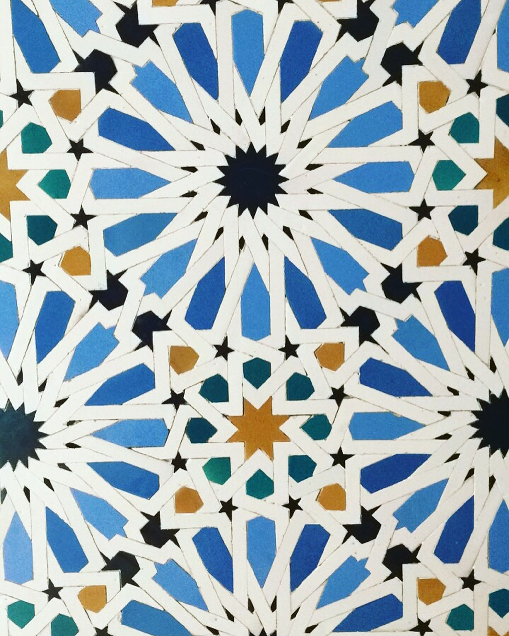 full frame, pattern, blue, art and craft, backgrounds, protection, multi colored, tile, no people, close-up, shelter, day, painted image, indoors