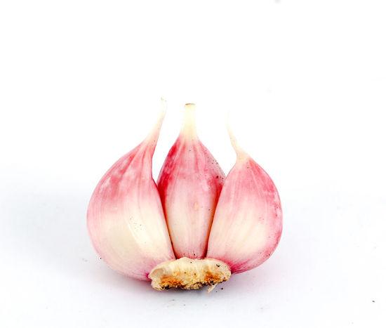 fresh planted organic garlic Close-up Cloves Dirty Freshness Garlic Garlic Bulb Garlic Cloves No People Organic Red Soil