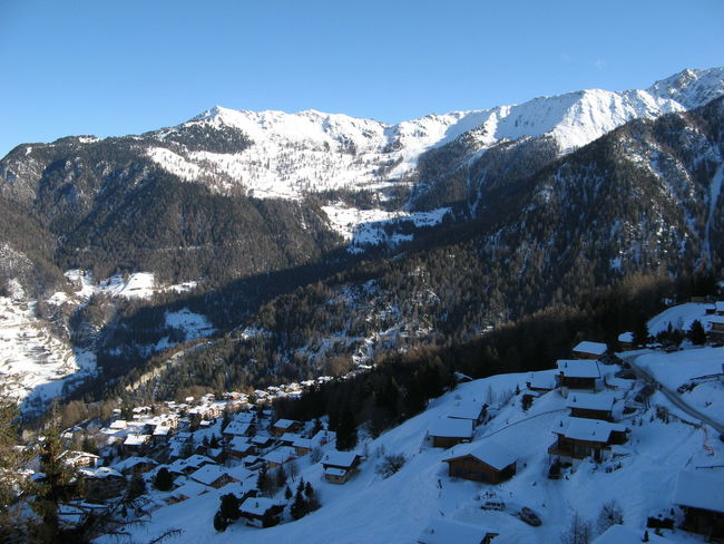 Montanhas Suiça Swiss Alps