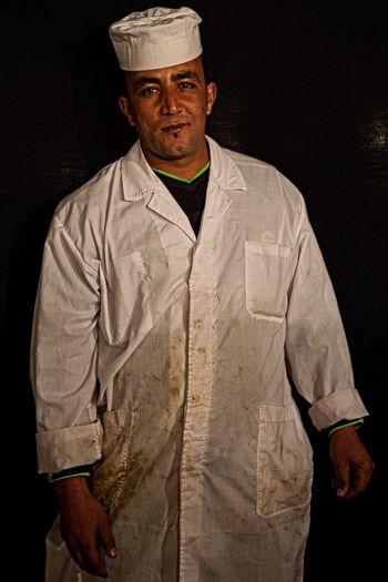 Anthropology Portrait Color Portrait
