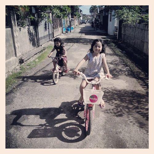 Bicycle Race Weekend Sumbawabesar Sisildhea