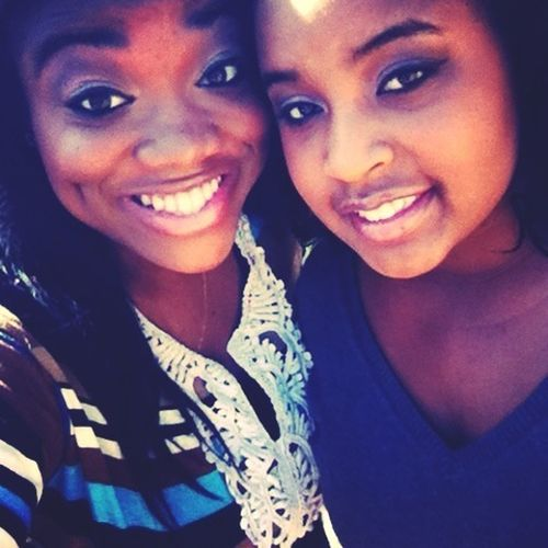Me and the bestie boo