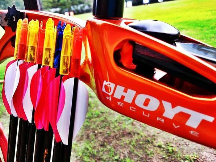 #hoyt #gmx #orange #archery EyeEm Ready