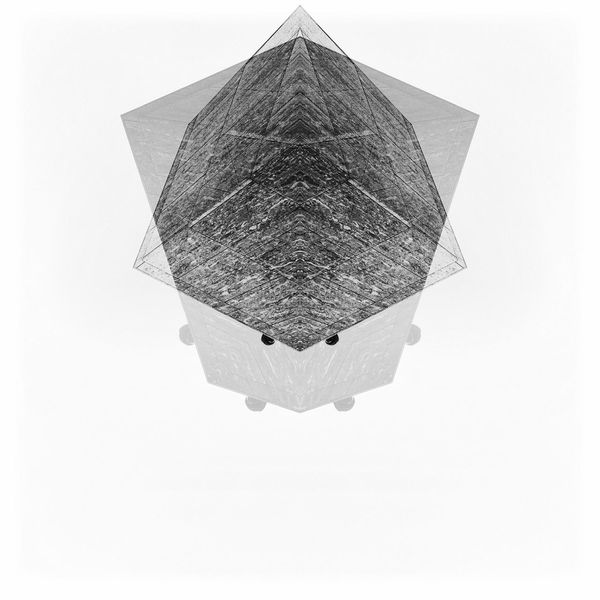 Bat cube Doubleexposure Double Exposure Art Artistic Symmetry Symmetryporn Symmetrical Abstract Abstract Art Abstractart EyeEm Best Shots - Black + White Blackandwhite Photography Blackandwhite Black & White Monochrome Monochromatic Black And White Abstractarchitecture Rearchitseries