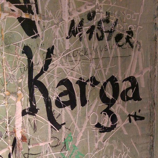 Kadikoy Karga tuvalet duvarlari... Kargabar Bar wall wallart grafitti istanbul moda color paint
