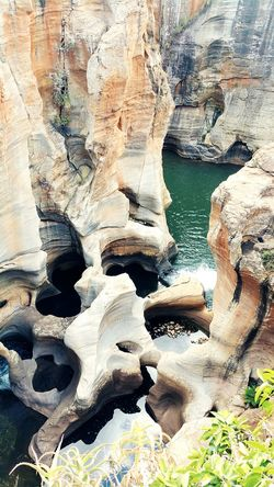 Bourkes Luck potholes South Africa Mpumalanga The Great Outdoors With Adobe