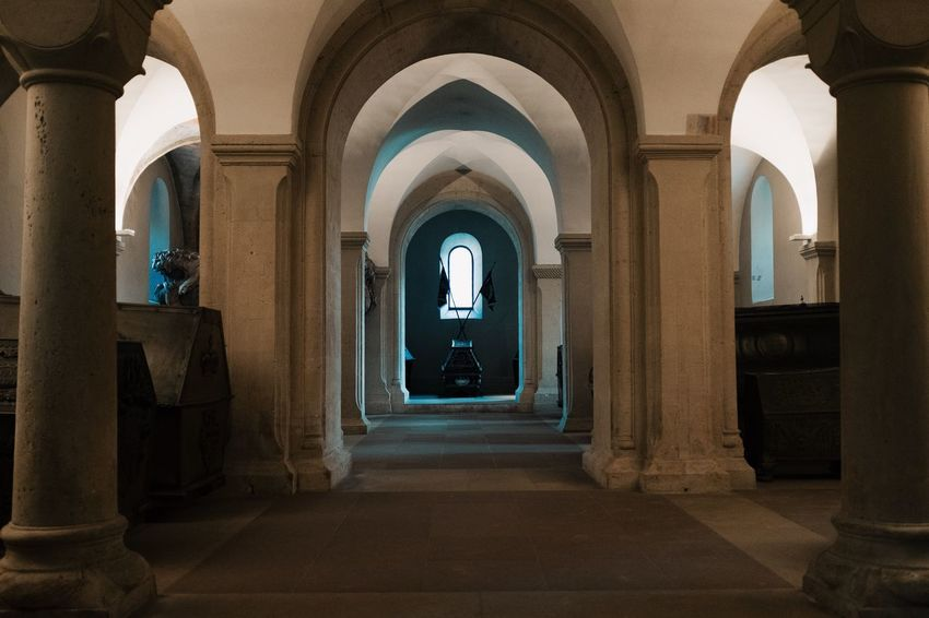 Arch Architecture Built Structure History The Past Building Day Indoors  Arcade Architectural Column No People Old Travel Destinations Corridor Travel Ancient Abbey Arched