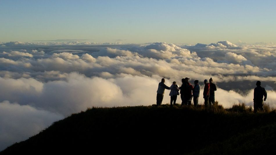 Sky Landscape Adventure Outdoors People Adults Only Nature Only Men Beauty In Nature Adult Nature Reserve Day Nature Clouds Sea Of clouds Mountaineering Pinoy Mountaineer Hiking Nikon D3100 EyeEmNewHere Eyeem Philippines The Great Outdoors - 2017 EyeEm Awards