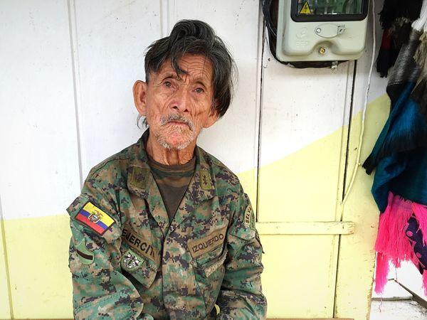 Man in uniform. Mindo, Ecuador. Ecuador Mindo Open Edit Ecuador-pgw The Portraitist - 2015 EyeEm Awards The Traveler - 2015 EyeEm Awards The Photojournalist - 2015 EyeEm Awards This Is Aging