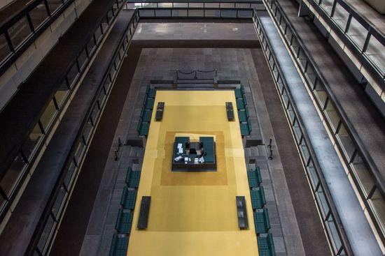 The Architect - 2016 EyeEm Awards Architecture Saarinen Modern Architecture Interior Design Office Building
