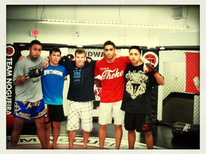 San Diego Fighter MMA Team Nogueira