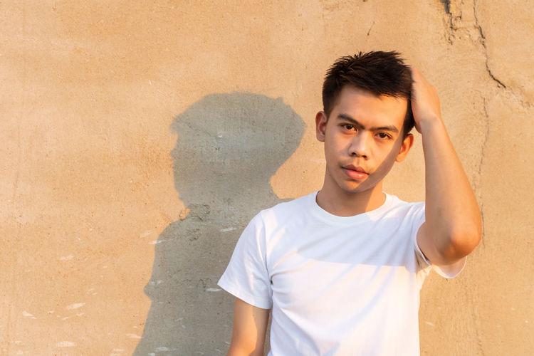 A Thai boy