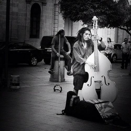 Dando vida a la calle #street #music #musician Blancoynegro Peoplephotography FotoDelDia Gf_spain Triana Gf_daily Igerssevilla Asiesandalucia Street Igersandalucia Streetphotography Igersespaña Blackandwhite Fotodeldia_ Music Streetphoto_bw_ch_16 Sevilla Bw Streetphoto_bw Musician