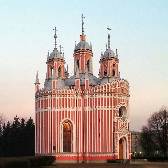 Taking Photos Building Architecture Discover Your City Urban Geometry Architecture_collection Church Geometry Spb