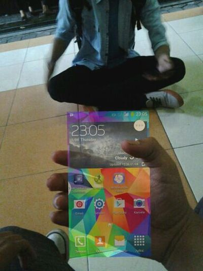 Transparant Gadget Glass