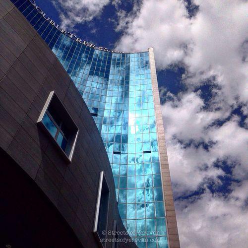 Modern architecture Yerevan Yerevan Street Photography Sky Architecture Armenia StreetsofYerevan