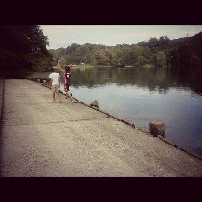 Picsart Photo Photos River fiume Ticino water acqua Brother faatello @leon65vor