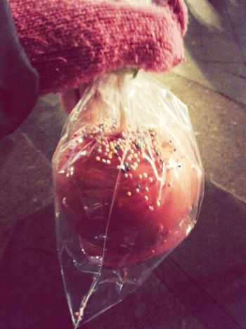 Caramel Apples Moscow Winter Sweet
