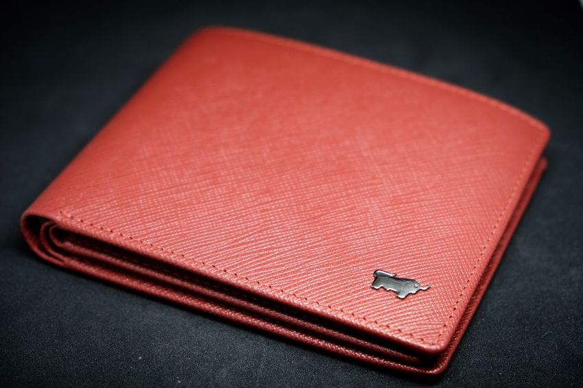 Belated Valentine's day gift from my girlfriend... A color that I wanted to try out for a long time... Red Braunbuffel Wallet FUJIFILM X-T2 Fujinon 23mm F2 First Eyeem Photo