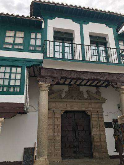 Architecture Built Structure Building Exterior Building Window Low Angle View No People Day Balcony City Entrance History The Past Old Outdoors