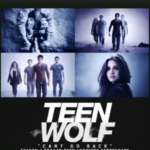 Can't Waittttt Season4 Teenwolf June23rd