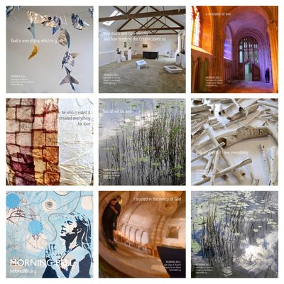 mix3 in series Julian of Norwich - a revelation of love @burningbushbarn @norwich_cathedral Stillness Prayer Contemplation Julian Of Norwich Rockland Broad Norwich Cathedral Love