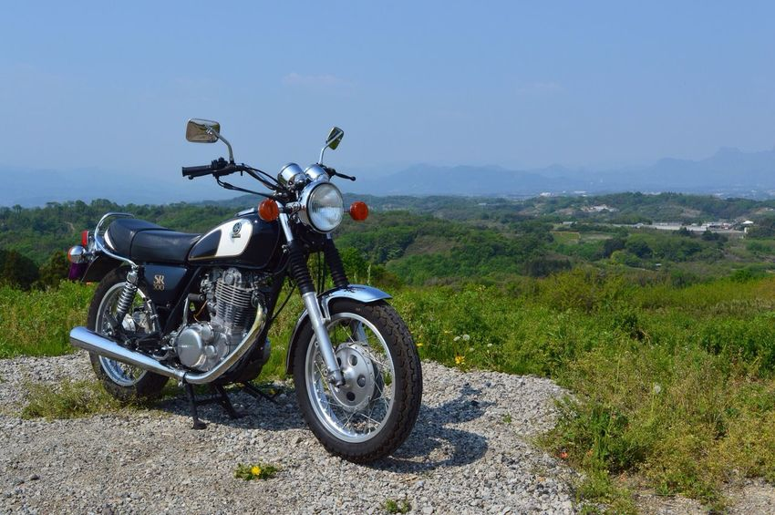 Japan Motorcycles Sr500 Sr400 Yamaha Vintage Bike Bike Bikes View Photo Photography Motorcycle