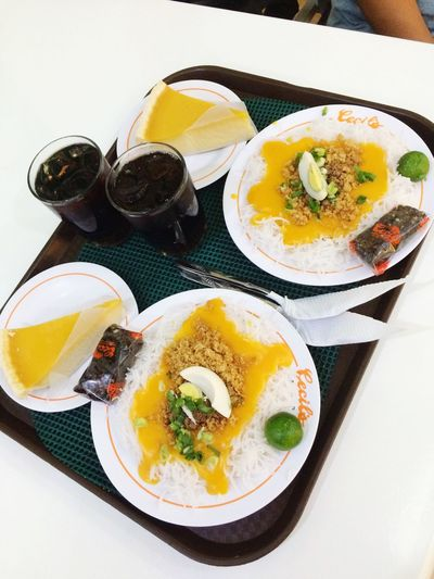 A Taste Of Life only in the philippines. Palabok