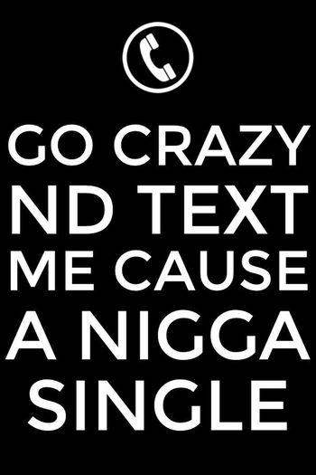 Bored Text Single