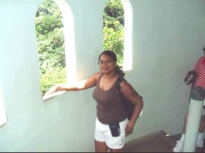 Hi! That's Me Tower Enjoying Life Puerto Rico Beautiful