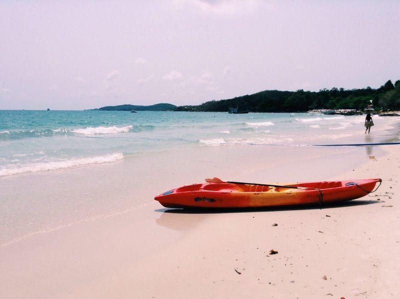 Onthebeach Beach Life Life Is A Beach Sea And Sky Kohsamed Samedisland Seascape Sea Rayong Thailand