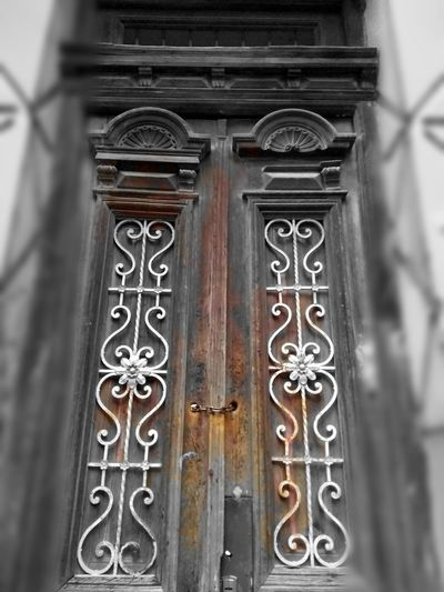 Door Hinge Protection Door Safety Closed Close-up Architecture Building Exterior Built Structure
