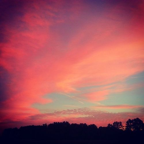 Cotton Candy skyClouds Sky Lookup Clouds Cottoncandy Colors Beauty Nature Awsumshot Oneloveva 757sky