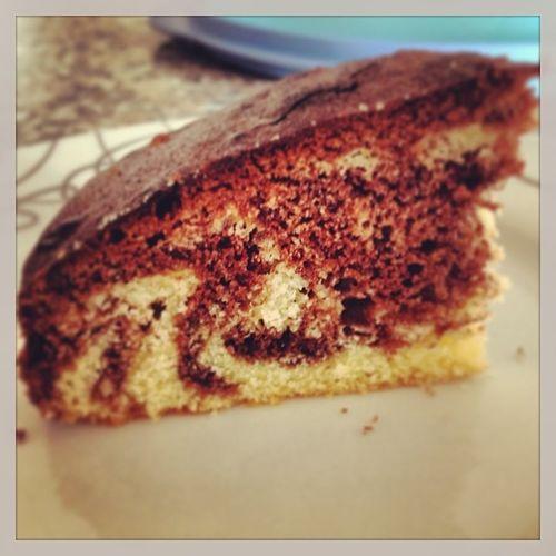 Feiner #glutenfreier Marmorkuchen Glutenfreier