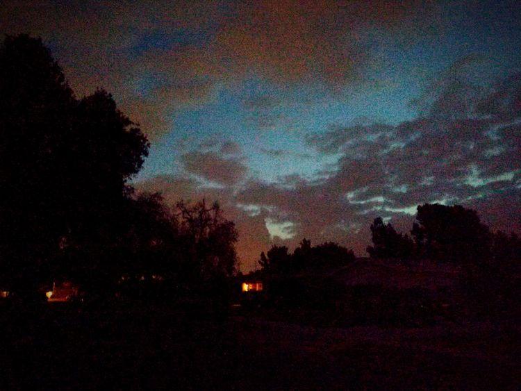 5:19 am Breaking Dawn My Neighborhood My Street Morning Sky Good Morning Here Comes The Sun Tree Silhouette Early Morning Street Photography Morningscene