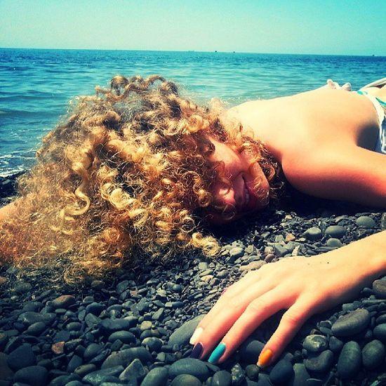 Я не была в России в лучшем месте, чем это. Здесь рай , я не преувеличиваю ни капли,Райназемле Настаськасчастлива люблюморе sea beach blacksea МалыйУтриш