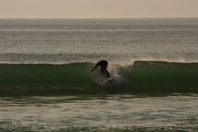 Surf Surfer Sea