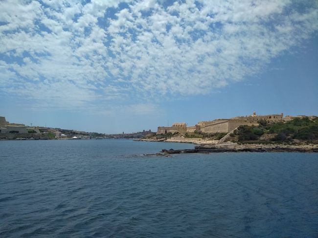 Malta Manoel Island Mediterranean  Mediterranean Sea Architecture Bay Cloud - Sky Day Floriana Sea Sky Water Waterfront