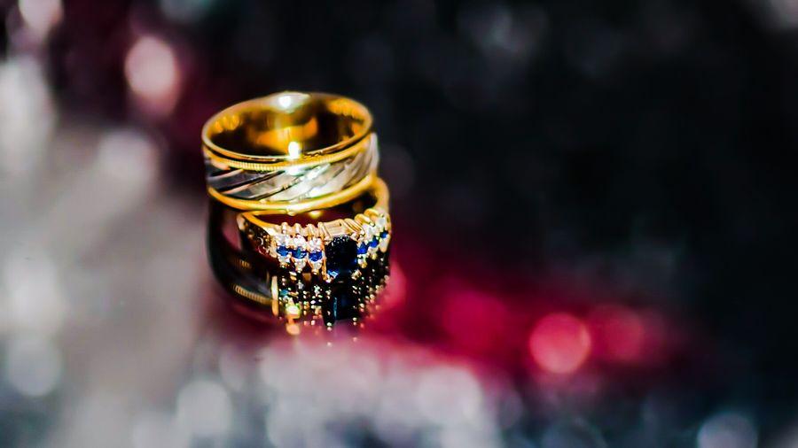 Rings, Bokeh, &