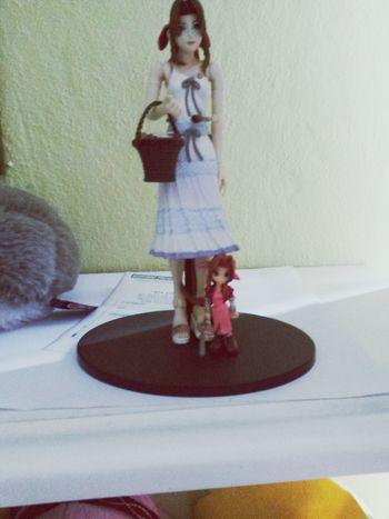 Aerith Final Fantasy Action Figures