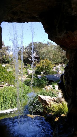 The Back Side Of Water Luxadventure Ingress Mission Ohtheplacesyoullgo Huntington Library