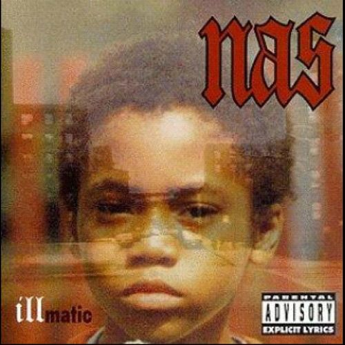 Nas Illmatic HipHop Music