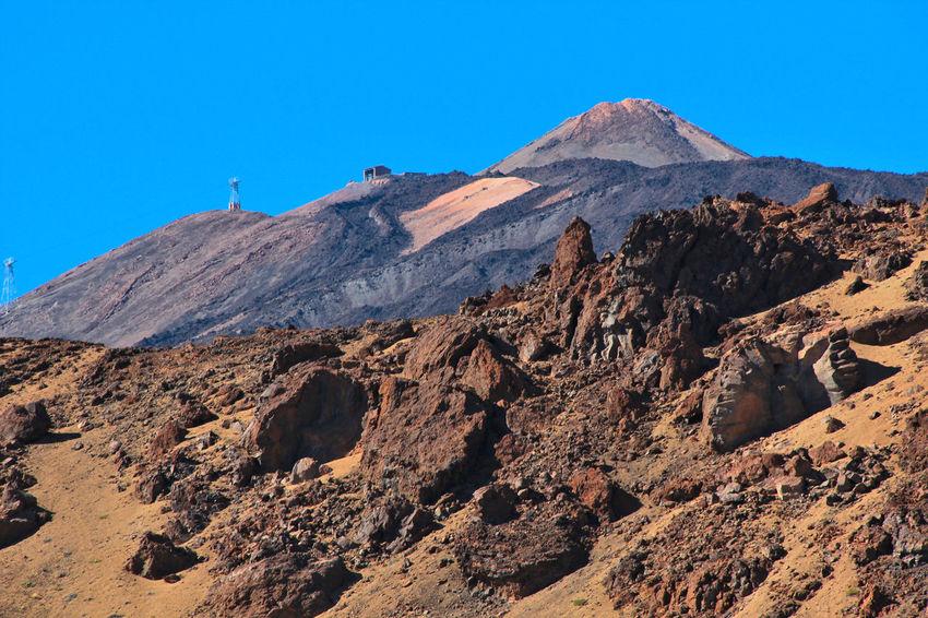 Canadas Del Teide Teide Teide National Park Tenerife