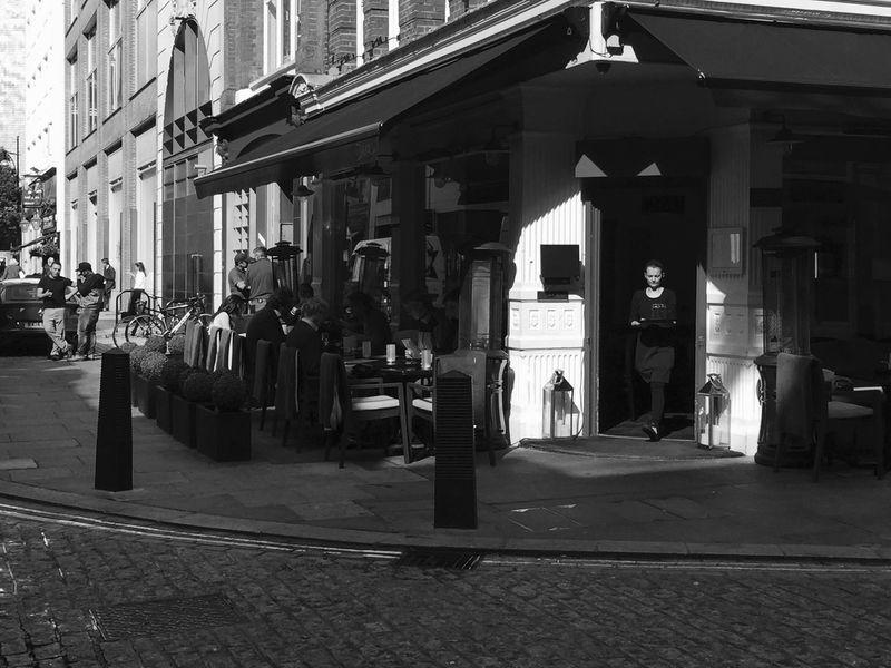 Blackandwhite Mypointofview Mayfair, London EyeEm