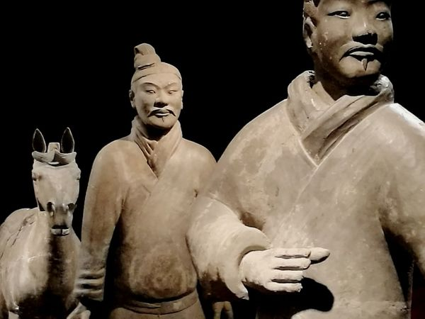 Statue Terracotta Warriors Ancient Terracotta Chinese History Chinese History And Culture Sculpture