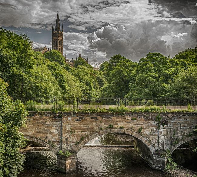 Glasgow  GLASGOW CITY GlasgowUniversity Hdrphotography Kelvin River Kelvingrove Park