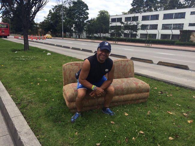 El sillón de la calle 26