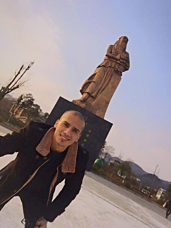 Back in China one month ago from now.. China Chinese Culture Guizhou,china Guiyang Guiyang China Traveling Travel Photography That's Me Enjoying Life Chinese Monuments