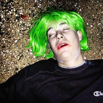 Halloween Disagio Tenyearsago Travedona Travedonamonate Greenisthecolor Boiler Noteveryone
